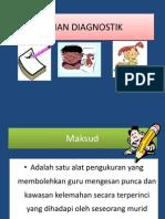 UJIAN DIAGNOSTIK