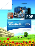 Tutorial Ulead Video Studio
