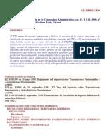 Exenc.itp Tsj Castilla 3.12.09