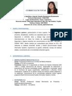 CV Anarela Bustamante