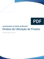 MicrosoftProductUseRights(WW)(Portuguese)(January2012)CR