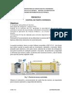 Proyecto4 Puerta
