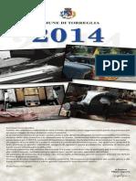 Calendario 2014 completo