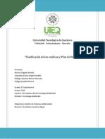 (ASA) Clasificacion de Los Residuos.