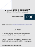 Pizza Arte o Scienza