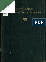 Platon is Che Aufs 00 Apel