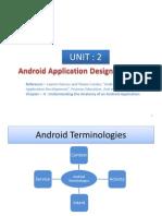 Android Unit 2 Chap4
