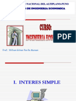 DIAPOS-CLASES Ing. Economica