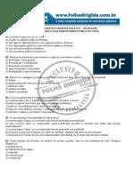 Questões 8.112 - FD