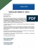 CIMAS 2013 - Informe completo