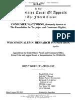 Cw v Warf - Reply Brief (Ecf)