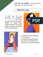 Blanche Neige