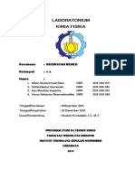 Kecepatan Reaksi Kelompok IIA D3 Teknik Kimia
