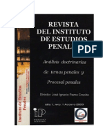 Revista Digital Anual del Instituto de Estudios Penales