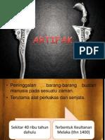 Artifak Alam Melayu
