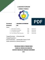 Adsorbsi Isothermis Kelompok IIA D3 Teknik Kimia Copy