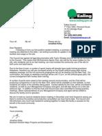 6/11/2013-LETTER FROM EALING COUNCIL Boddington 2nd Letter JK(3)