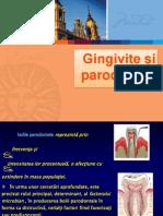Gingivite Si Parodontite