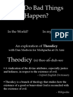 Theodicy Slideshow Final
