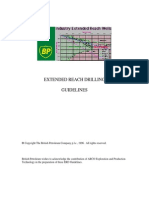 Extended Reach Drilling Guidelines - BP