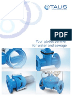 CATALOG VANE TALIS Your Partner for Water and Sewage en 02 2012