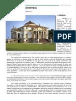 Comentario t9 VILLA CAPRA Palladio