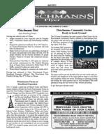 April 2013 Fleischmanns Flyer