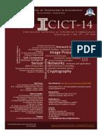 Icict 14 Shimogga Poster