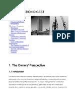 Construction Digest