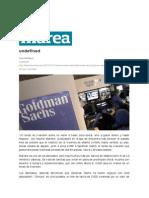 Goldman Sachs acapara miles de viviendas de
