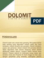 DOLOMIT.PPT