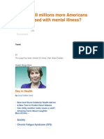 DSM-5- Will Millions More Americans Be Diagnosed With Mental Illness