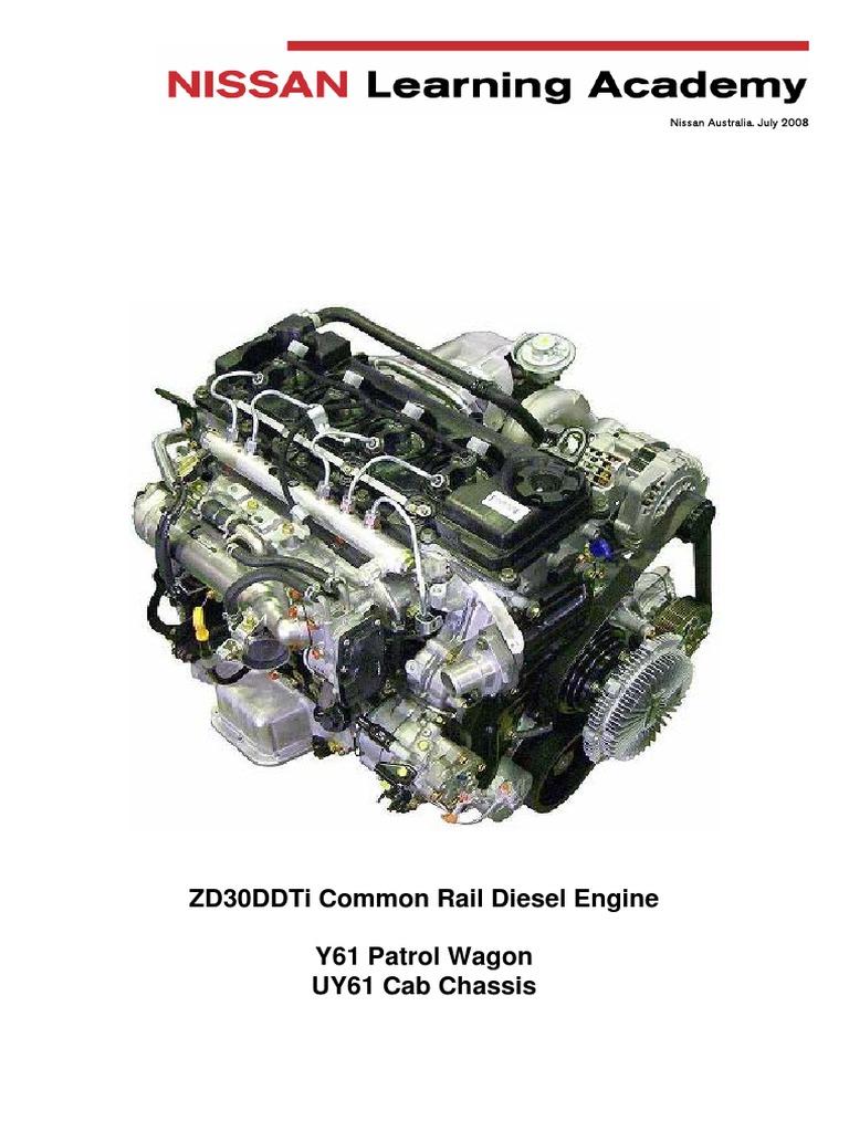 zd30 crd 2008 1 fuel injection diesel engine rh es scribd com Light Switch Wiring Diagram 3-Way Switch Wiring Diagram