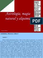 Astrologia e alquimia.ppt