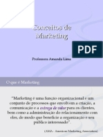 Atendimento Marketing