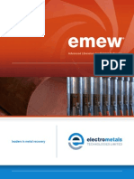 Electrometals Copper Brochure