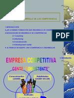 Desarrollo Competencias