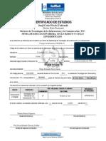 Certificado Frida