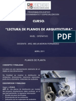 Sesion 3-4 Planos de Planta