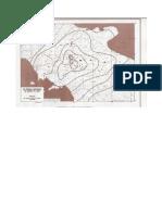 Campo macrosismico del sisma del 1962 ad opera di Spadea et al