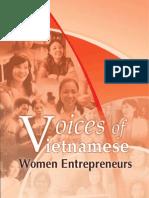 Voices of Vietnamese Women Entrepreneurs (September 2006)