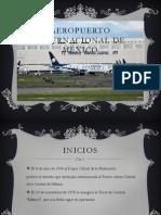 Aeropuerto internacional de México