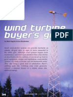 Turbine Buyers Guide - Mick Sagrillo & Ian Woofenden
