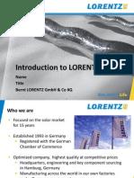 Presentacion Bombas Lorentz
