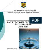ANPM raport 2011
