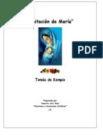 Kempis, Tomás - Imitación de María