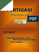 FERTIGASI - PENGENALAN