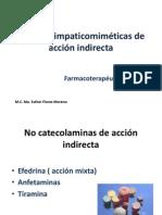Presentación Simpaticomimeticos de Accion Indirecta