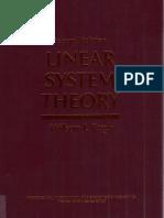 Linear System Theory 2E (Wilson J. Rugh)