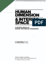 Human Dimension & Interior Space.pdf